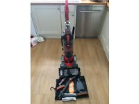 VAX Upright Vacuum Cleaner - Floor & Dust, Pets & Family Bagless