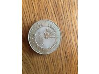 Millennium coins