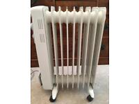Dimplex oil filled radiator portable heater