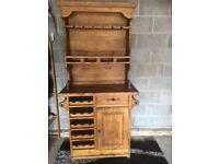 French Oak Dresser