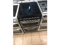 Glass top creeda electric cooker