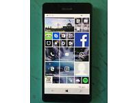 Microsoft Lumia 950 white unlocked