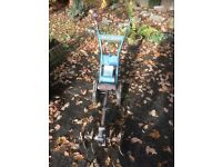 Gardenmaster 80. Vintage rotovator. For spares or repaire.