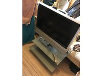 Sharp tv with stand