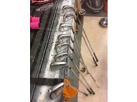 Taylor made forged irons