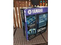 Yamaha MG102c mixer