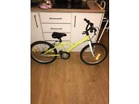 "BTWIN GIRLS BIKE, 20"" WHEELS, REALLY GOOD CONDITION"