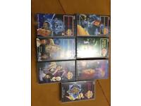 Doctor who VHS tapes