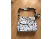 Designer Walking Mum changing bag