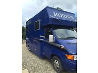 Horse lorry pony horsebox