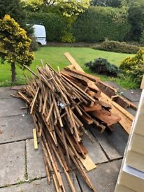 Fire wood free
