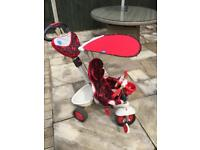Baby/Childs Deluxe Smart Trike