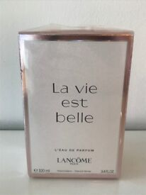Lancome: La Vie Est Belle Florale Perfume *100ml* - Brand New, original wrapping, proof of purchase.