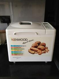 Kenwood breadmaker