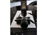 Nikon FE2 SLR 35mm film camera