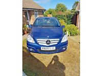 Mercedes 2009 B180 CDI