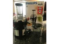Philips Maximum Juice..Minimum Fuss Juicer