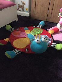 Baby sensory mat