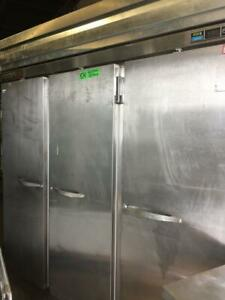 Beverage Air Model : PF74-5AS 3 Door Top Mount Reach-In Freezer
