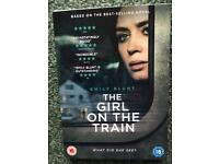 Girl on a Train dvd
