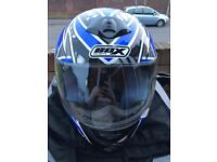 Motor bike helmet NEVER USED