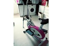 Ladies Cross Trainer for sale- used very little