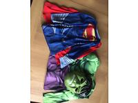 Superhero Dress Up Outfits (3-4yrs)