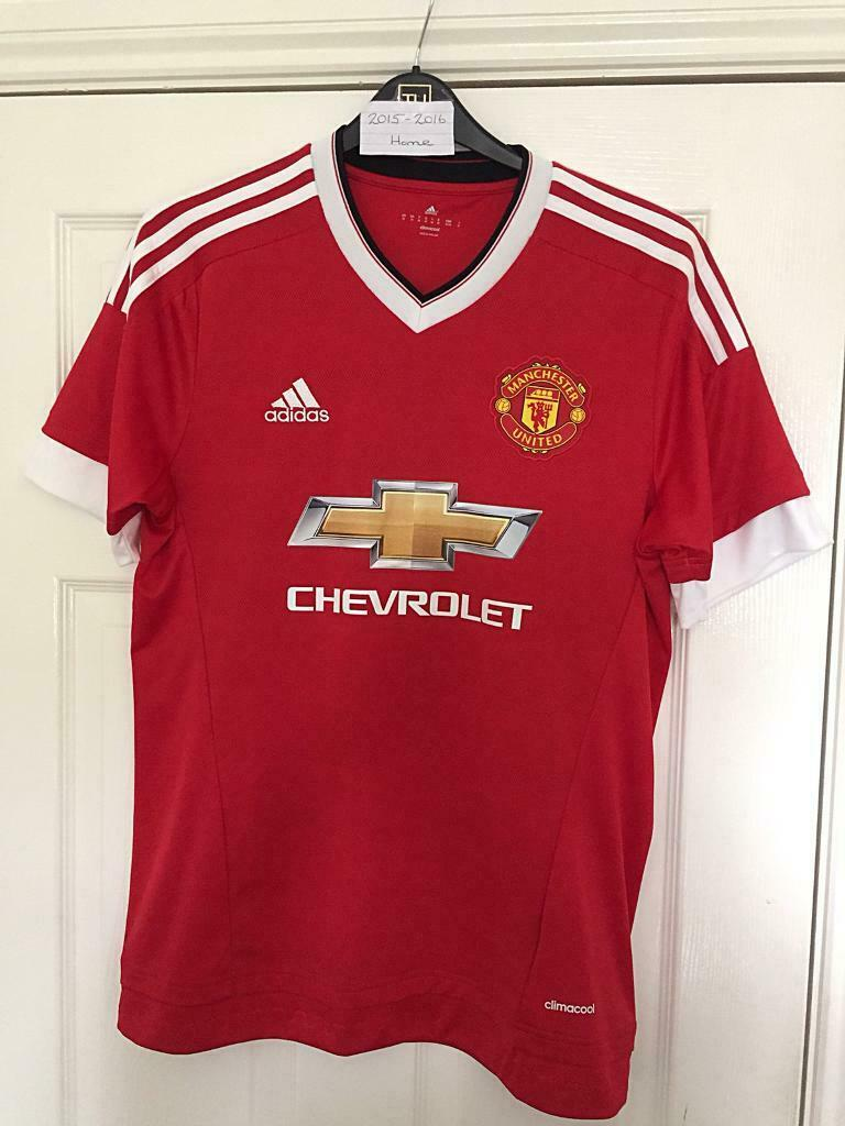 finest selection a4067 bd098 Manchester United Shirt | in Norwich, Norfolk | Gumtree