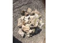 Limestone Walling Stone