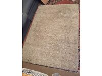 Simple and elegant light shade rug 120*170 Made in Belgium(Discounted price for limited time)