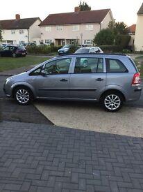 Vauxhall zafira 1.9 diesel 2007