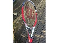 Oxford Restring - Racket stringing/restringing service provided in Oxford, Witney, Abingdon, Reading