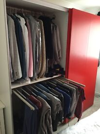 Ikea sliding door wardrobes Excellent condition