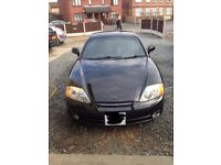 Hyundai coupe good runner looking for quick sale as have new car