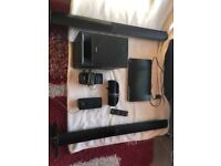 5.1 Sony home theatre system blue ray 3D