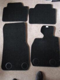 Vauxhall Astra Carpet car mats 2009