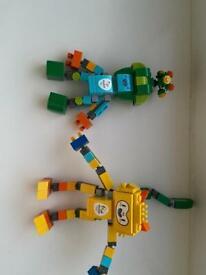 LEGO 40225 RIO 2016 Mascots Olympics Vinicius & Tom exclusive