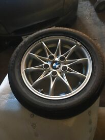 BMW Z3/4 alloys