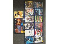 PS2 with games/ 8MB memory/3controller Finsbury park
