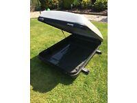 CAR ROOF BOX (MERCEDES BENZ) 75KG