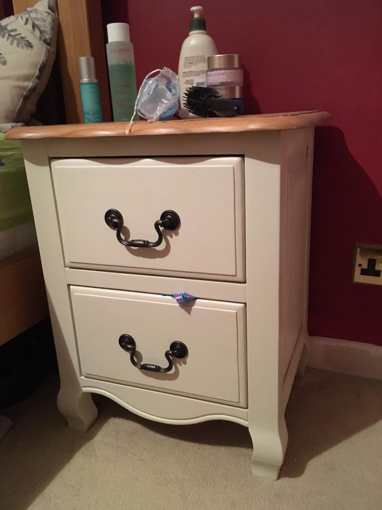 2 X Bedside Tables Oak Furniture Land In Stafford Staffordshire