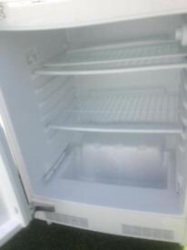 Fridge and freezer intergrated