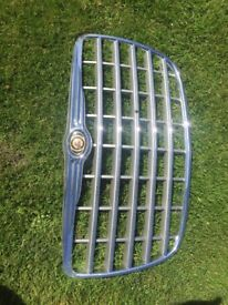Crystler 300c Grill