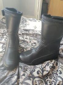 Rev'it Size 5 ladies motorbike boots