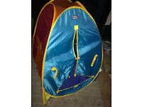 Free Junior Chad valley Tent