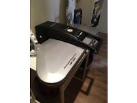 professional great press steam - much better than a traditional iron