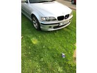 BMW 318i 2004 *spares or repair*