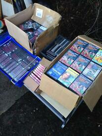 Joblot of pc software and dvds