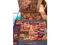 Adult jigsaws