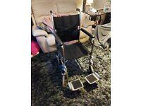 Wheelchair £35